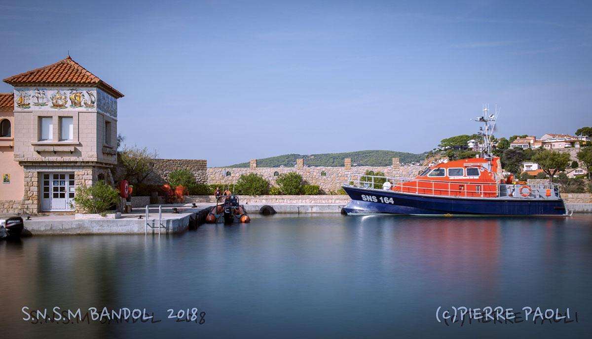port de l'île de Bendor