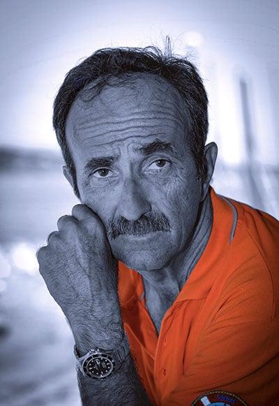 Pierre Paoli SNSM Bandol